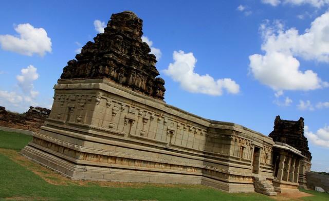 royal center hampi Chandrashaekhara temple