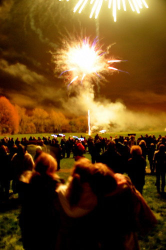 Fireworks, Cirencester