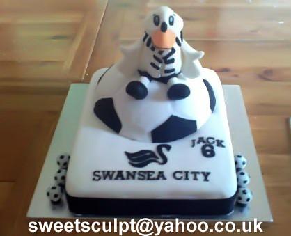 birthday cakes swansea