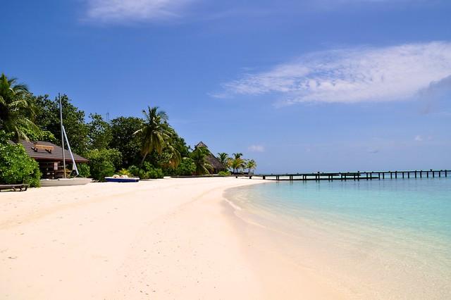 Komandoo Island Resort Jacuzzi Beach Villa