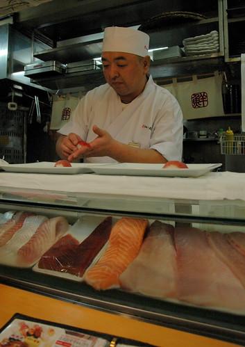 Dream of Tsukuji Breakfast
