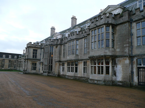 Milton Hall, Cambridgeshire