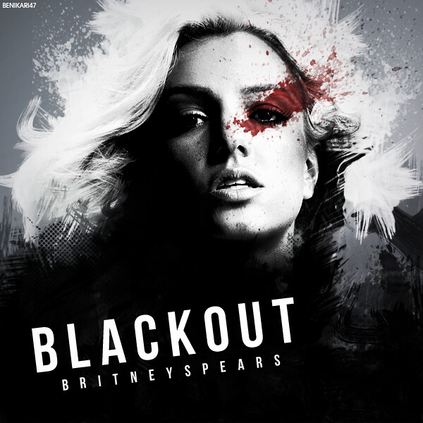 Britney Spears - Black...