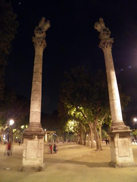 Alameda de Hercules, Hispalis