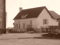 Une maison du bourg de la nocle molaix