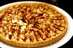 meal, breakfast, baking, linzer torte, baked goods, tart, food, dish, dessert, cuisine, danish pastry, apple pie,