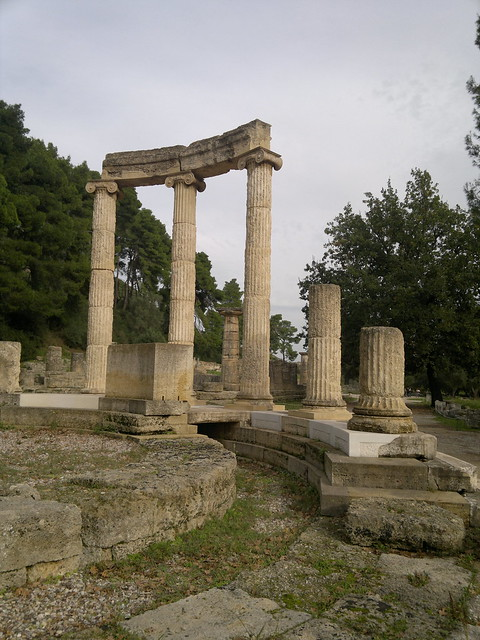Ancient Olympia, Greece  Flickr - Photo Sharing!