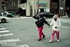 Anti-crosswalk