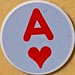 Small photo of Ace of Hearts