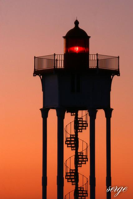 phare en colimaçon