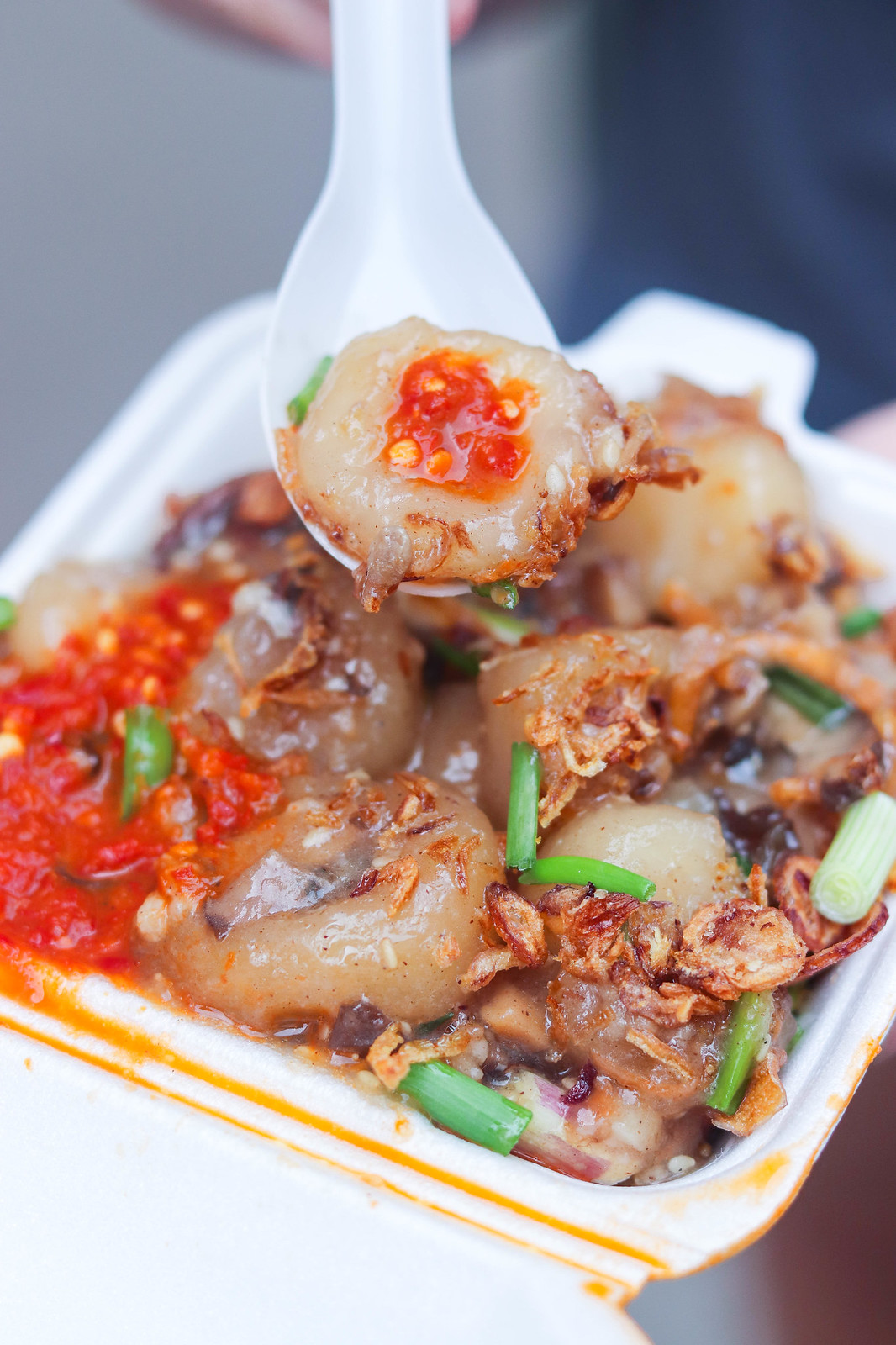 布吉斯街头美食:珠算种子