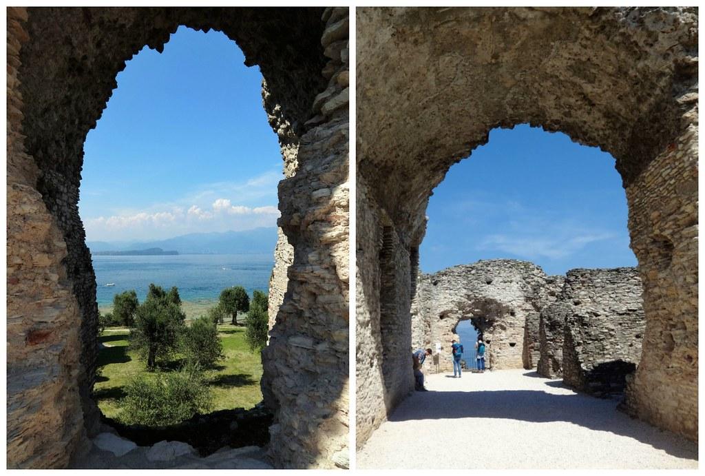 Grotte di Catullo Sirmione Italy