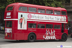 AEC Routemaster - VLT 191 - RM191 - Brigit's Afternoon Tea Bus Tour - London 2017 - Steven Gray - IMG_0892