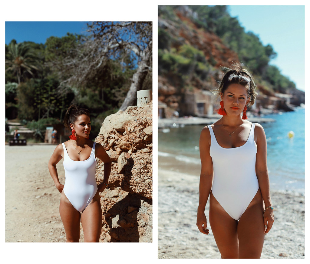 The Little Magpie ASOS beachwear lookbook