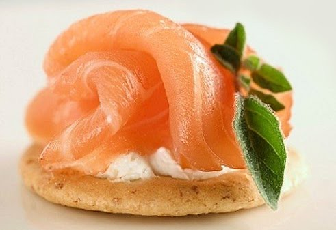Coma salmão pela sua saúde