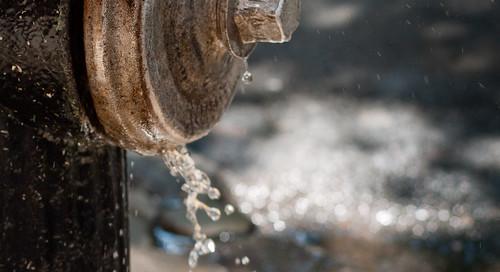 Hydrant at 90