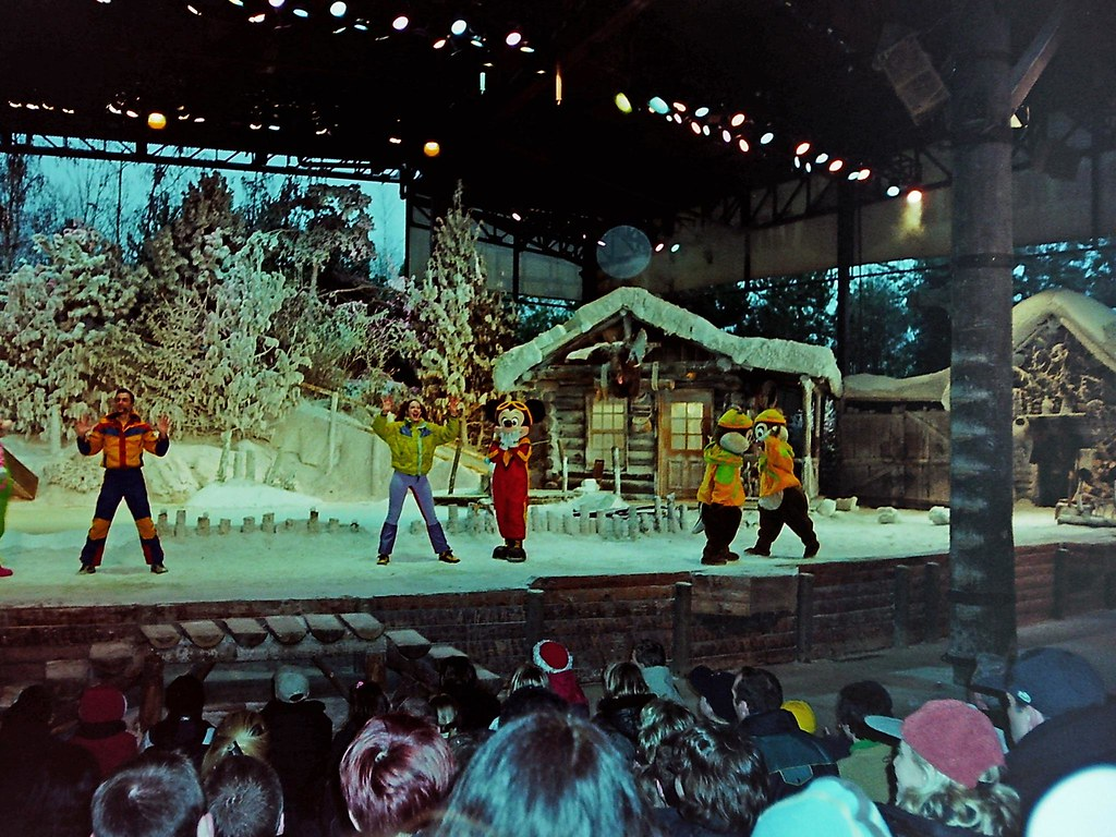 Eurodisney disneyland resort paris 2000 show