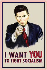 ronald reagan great president united states of america i want you poster