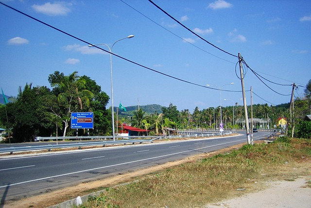 Country Road, Langkawi - Malaysia