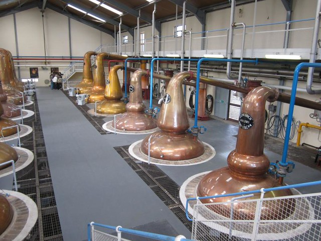 Inside the Still Room
