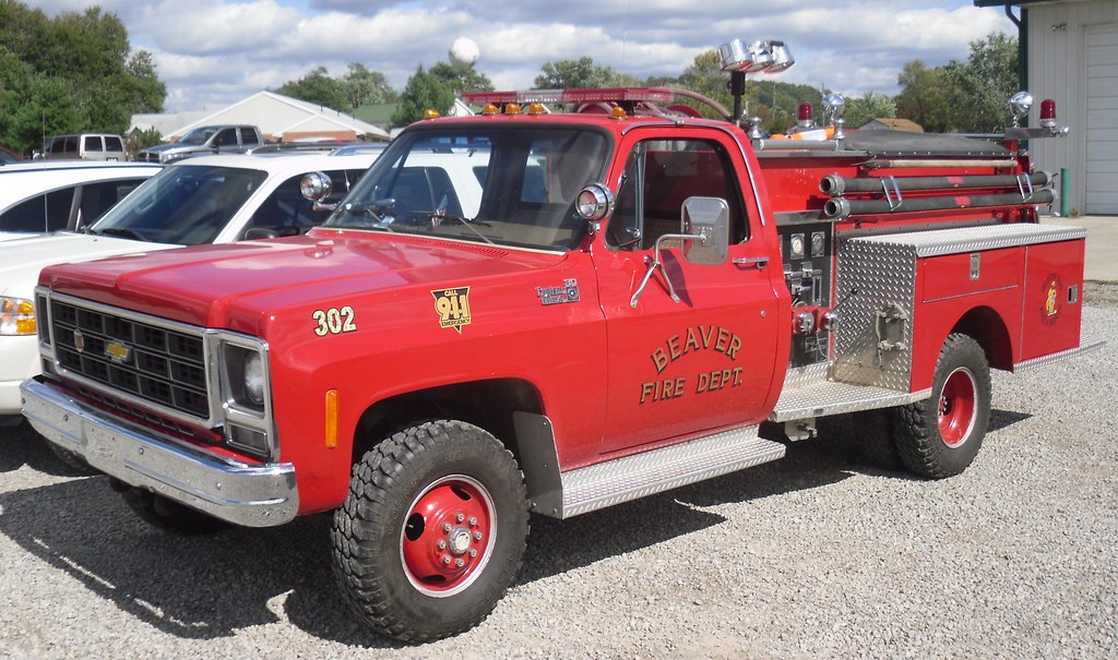 G-302 Beaver fd Pike Co ohio