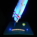 "Disneyland ""Rocket to the Moon"" Replica"