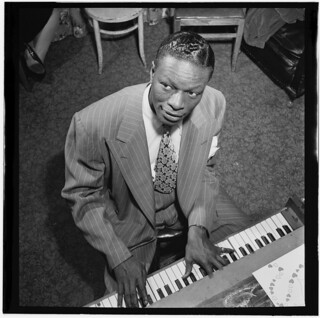 [Portrait of Nat King Cole, New York, N.Y., ca. June 1947] (LOC)