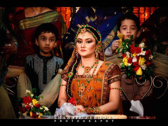 Bangladeshi Wedding another favorite picture of mine i love this cause of
