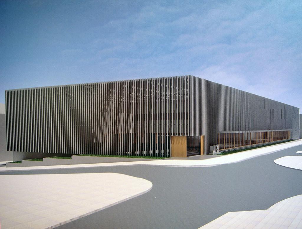 Gordailua: Centro del Patrimonio Cultural Mueble de Gipuzkoa /  Pedro Astigarraga y José León Lasarte