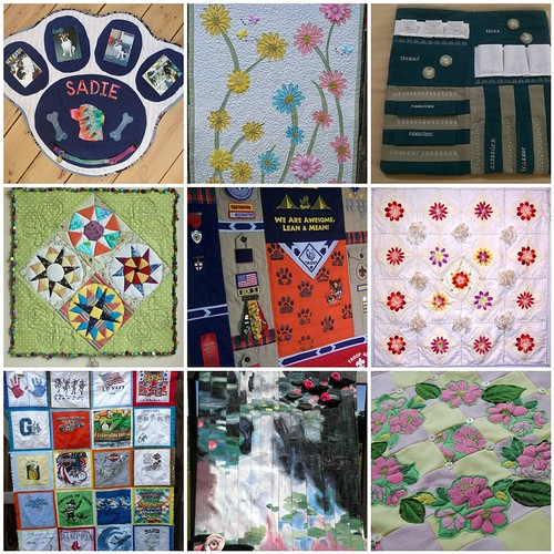 Recycle - Project QUILTING Challenge
