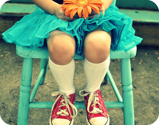 {tutu & red shoes}