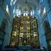 Retablo del altar mayor de la catedral de Burgos