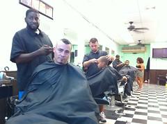 person, barber,