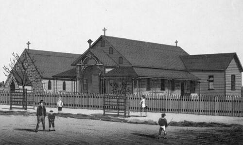 queensland colleges statelibraryofqueensland churcharchitecture slq churchschools queenslandchurches