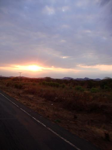 sunset kenya hellsgate hotspring nakuru riftvalley bogoria