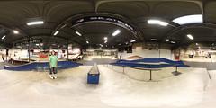 Skateland indoor skatepark @ Rotterdam