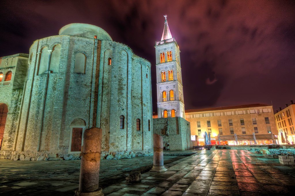 Balkan Road Trip: St. Donat's Church - Zadar, Croatia