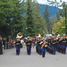 USMC Band In British Columbia