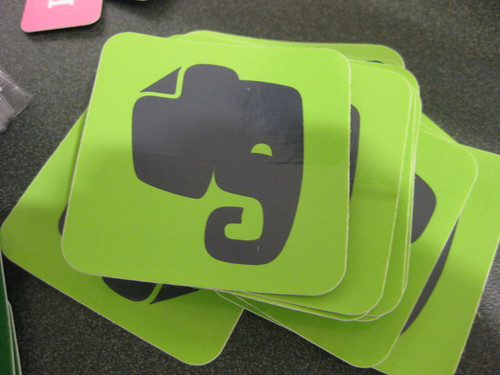 Evernote Stickers