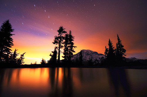 A Night at Mt. Rainier - Part 5 - 9:07pm