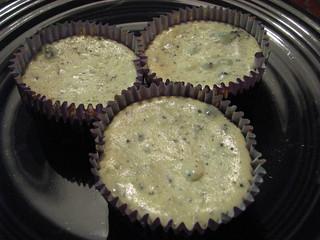 Martha Stewart Cookies and Cream 'cupcakes'