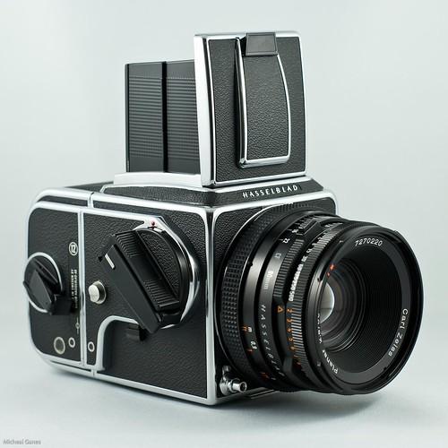 My Hasselblad 500CM