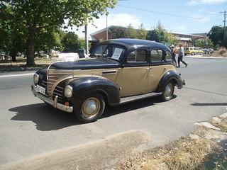 1939 Plymouth P8 Deluxe sedan
