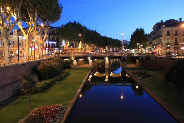 Perpignan, South of France by Flickr CC Andreas Kambanis