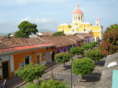 Granada, Nicaragua - Photo by Four Directions