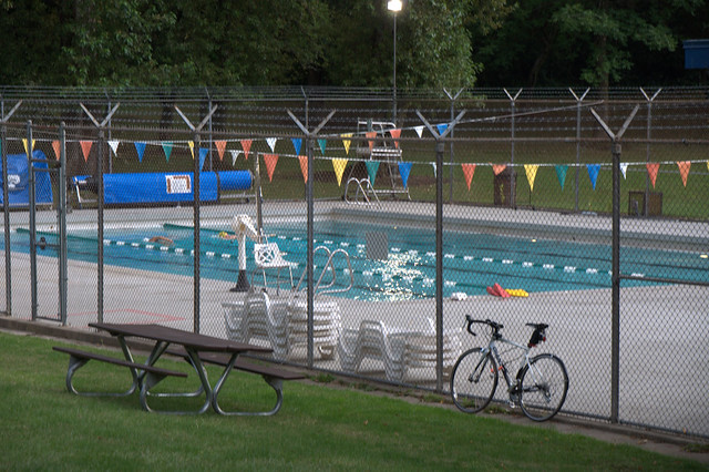 Raleigh Park And Swim Center In Beaverton Oregon Is Another Awesome Park Within The Tualatin