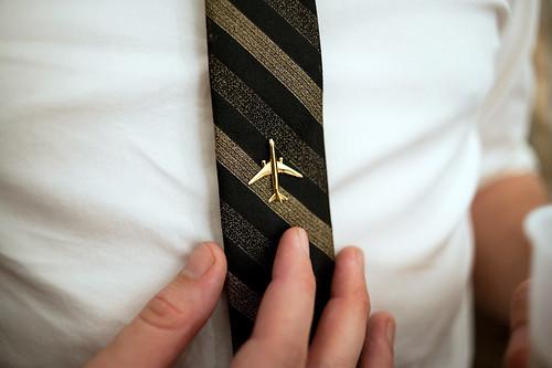 Trevor Young's Tie Clip 7140