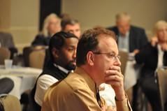 Networking at 2010 Michigan Municipal League Convention