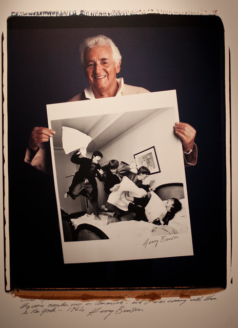 Harry Benson - Archiving Photographic Legends  - Tim Mantoani