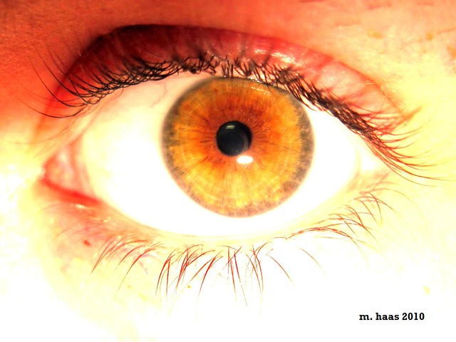 Natural Large Eyes